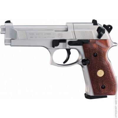 Umarex Beretta M 92 FS Nickel / Wood (419.00.03)